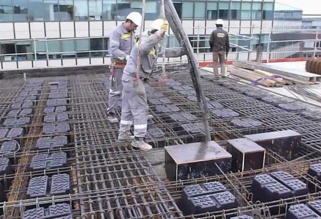 Vì sao sử dụng bê tông nguyên khối tại Chung cư Booyoung Mỗ Lao