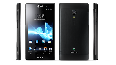 Sony Xperia ion LT28at / Xperia ion LTE lt28i