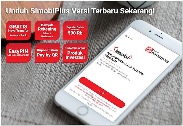 transfer antar bank tanpa biaya simobi