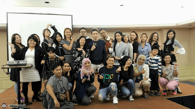 Fashion and Styling Workshop With Influencers, Resorts World Genting, Sky Avenue, Esprit,