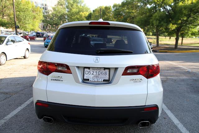 Acura RDX, ciekawostki motoryzacji, SH-AWD, K23A1 iVTEC