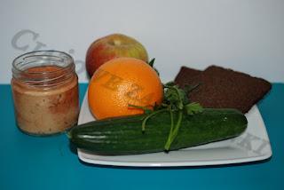 Składniki na zdrowe śniadanie