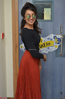 Tejaswini Madivada backstage pics at 92.7 Big FM Studio Exclusive  07.JPG