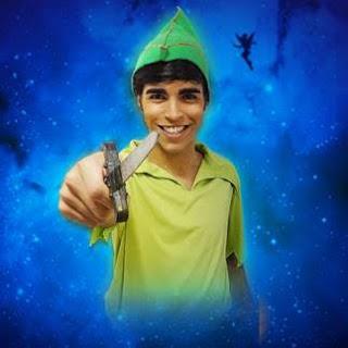 Pátio Alcântara traz o clássico infantil 'Peter Pan'