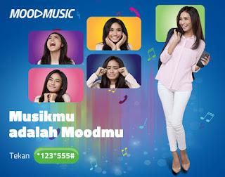 MoodMusic Inovasi Terbaru Dari XL