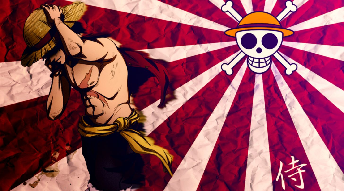 One Piece Luffy Wallpapers Hd Pixell Wallpapers