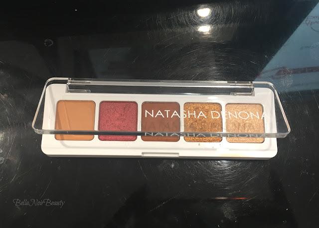 Natasha Denona Sunset Mini Palette | bellanoirbeauty.com