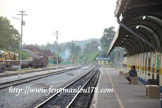 瓜拉立卑火车站