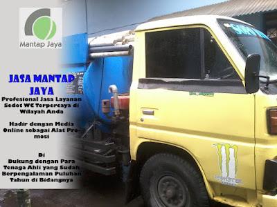 Jasa Tinja dan WC Kertajaya Surabaya 085733557739