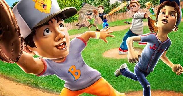 Wii Backyard Sports: Sandlot Sluggers ~ Hiero's ISO ...