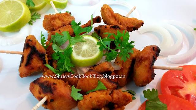 Chicken Tikka-Murgh Tikka