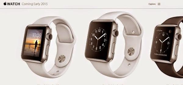 圖片說明:Apple Watch,數位時代翻攝