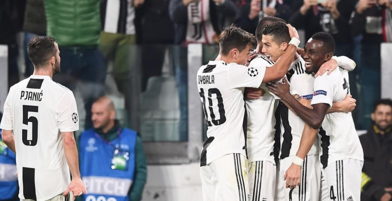 Juventus-Valencia: risultato deciso da Mandzukic su assist di Ronaldo. Juve agli ottavi di finale.