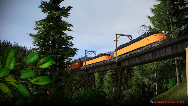Trainz A New Era Gameplay Screenshot 2