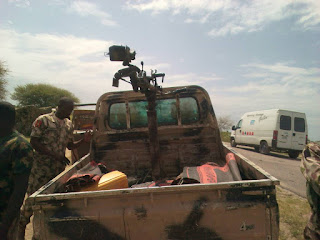 News: Boko Haram! Nigerian troops overpower insurgents in Borno, kill 16