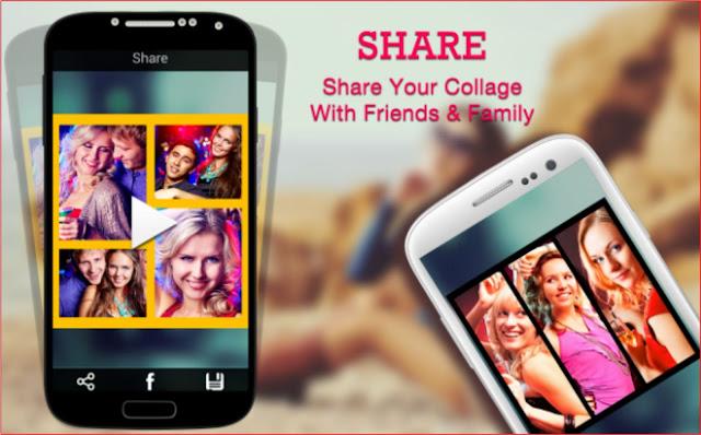 Aplikasi Android untuk membuat Video Kolase