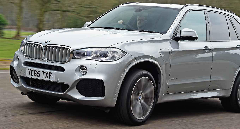 BMW X5 xDrive40e Elettrica Hybrid