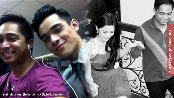 Kim Chiu and Xian Lim reminisces the former director Francis Pasion