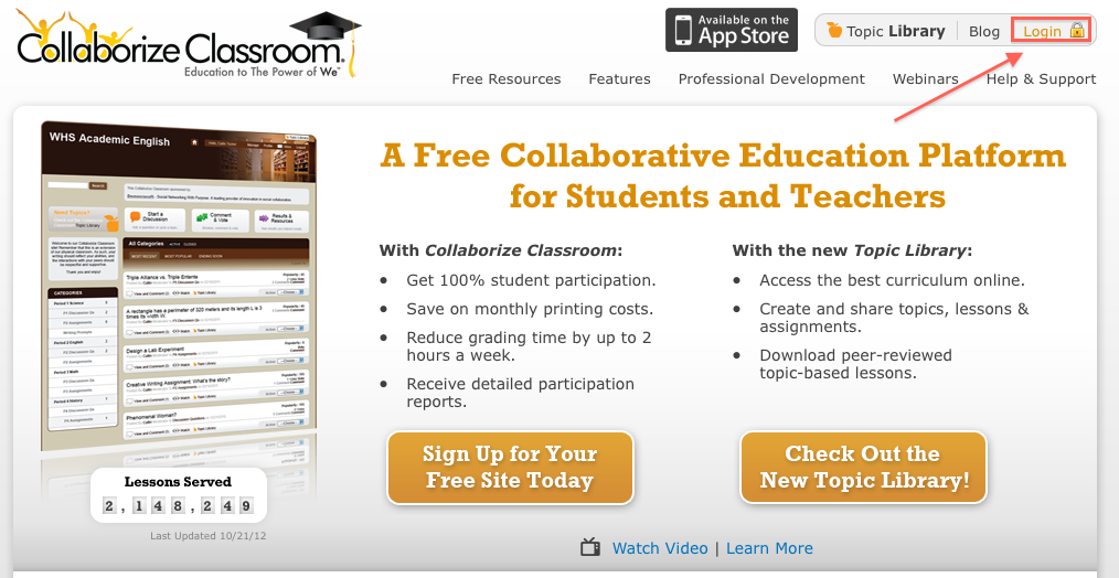 Collaborize classroom 101: get started fast.
