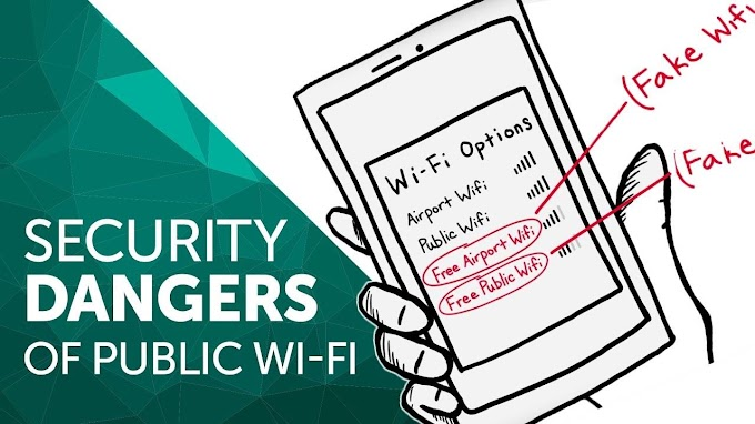 How Secure is Your Data at a Public Wireless (WiFi) HotSpot?