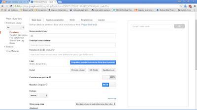 cara memasang google CSE