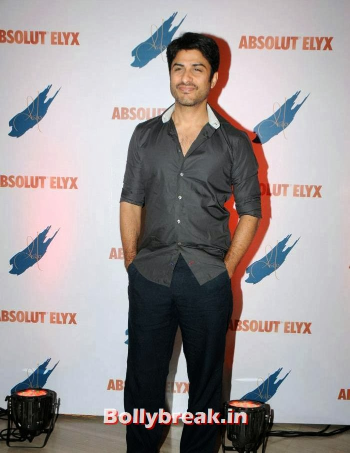 Vikas Bhalla, Suchitra Pillai Hosted Absolute Elyx Party