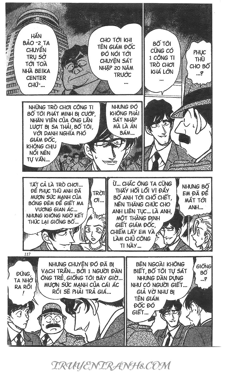 Detective Conan Chap 260 - Truyen.Chap.VN