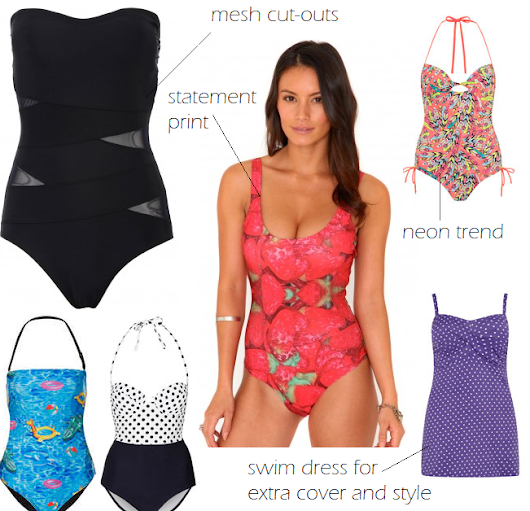 Holiday Shop: Swimsuits