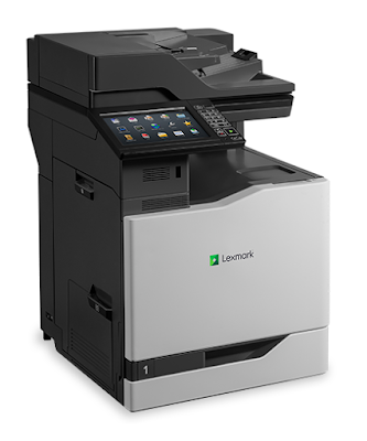 Lexmark XC6152 Driver Download