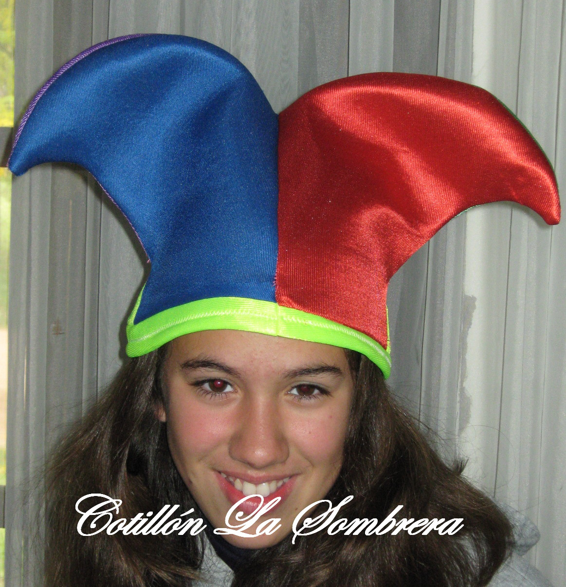La Sombrera  Nuestro primer Arlequín 82870f208a8e