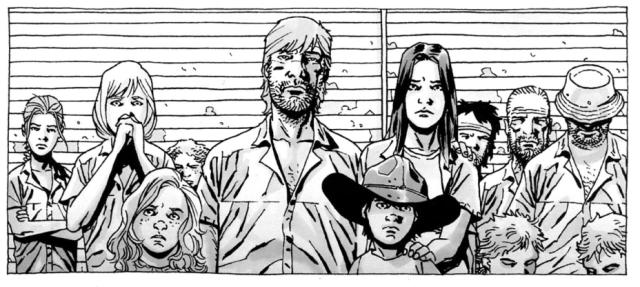 The Walking Dead: 12 Diferencias Entre El Cómic Y La Serie