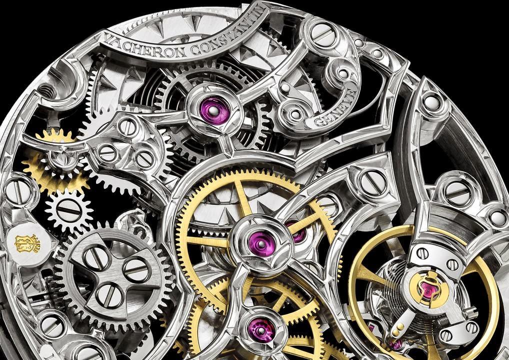 Artesanía en la relojería 7
