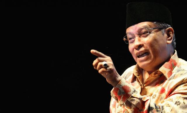 Kena Sentil Menohok Ketum PBNU Yang Tak Respek Dengan Manuver Aksi 212, Eggy Sudjana Balas Jawab Begini...