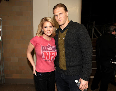 Clay Matthews's Wife Casey Noble