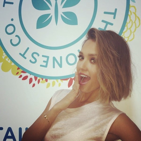 Jessica Alba Is The Latest Celeb To Join The Bob Brigade And It Looks AMAZING