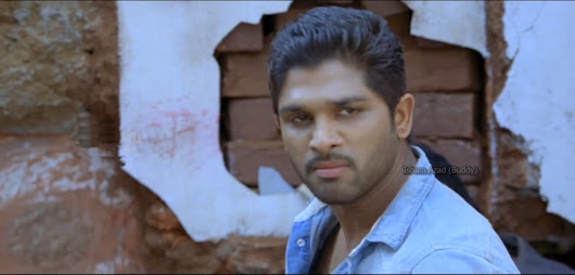 Alluarjun in Ramcharan Teja Yevadu | A Fan Site of Bunny
