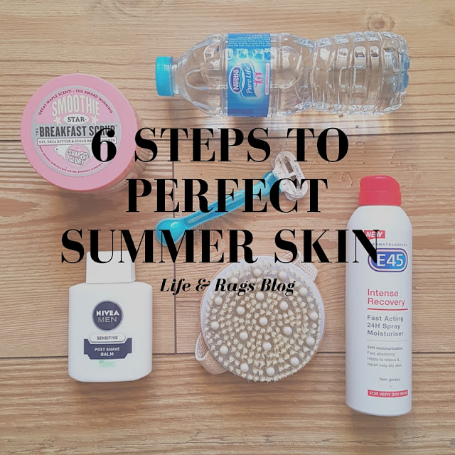 6 Steps to Perfect Summer Skin