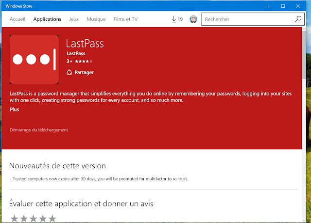 خدمة LastPass تصل بشكل رسمي إلى متصفح Microsoft Edge