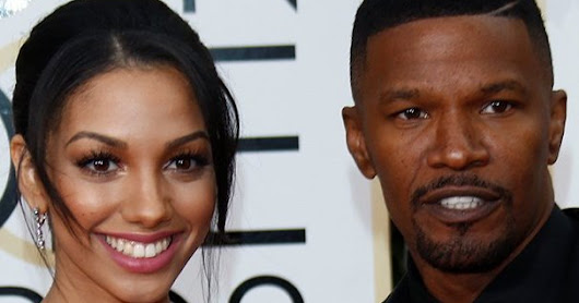 Mother of Jamie Foxx daughter Corinne seen for the 1st time.