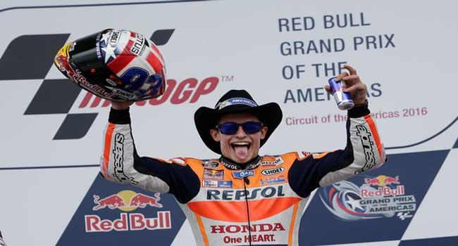 Marc Marquez Siap Balas Dendam Di Seri Austin, Waspadalah Yamaha !!