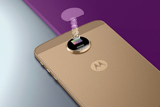 Camera Moto Z and the Moto Z Force