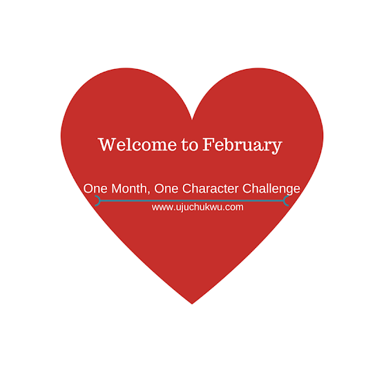 New Month Tidings: One Month, One Character Challenge