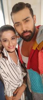 Nyra and Karan Khanna in StarPlus' Divya Drishti
