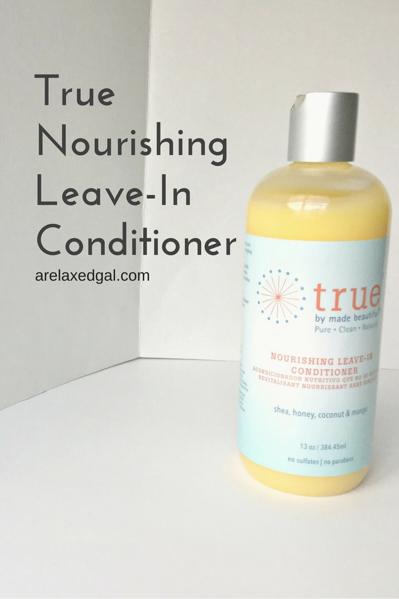 True-Nourishing-Leave-in-Conditioner-review