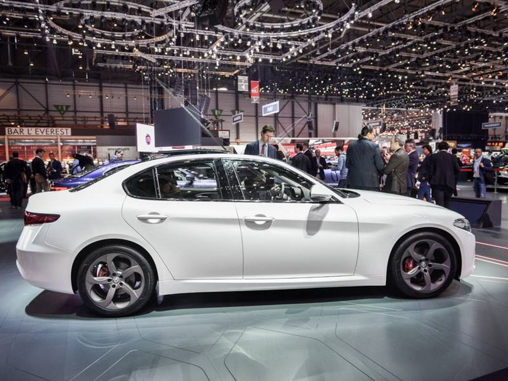 alfa romeo giulia to get more engines  manual petrol versions by end of year  w  video
