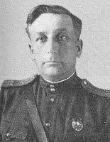 Colonel Fedor Alexandrovich Afanasyev, 1 May 1942 to 31 July 1942.