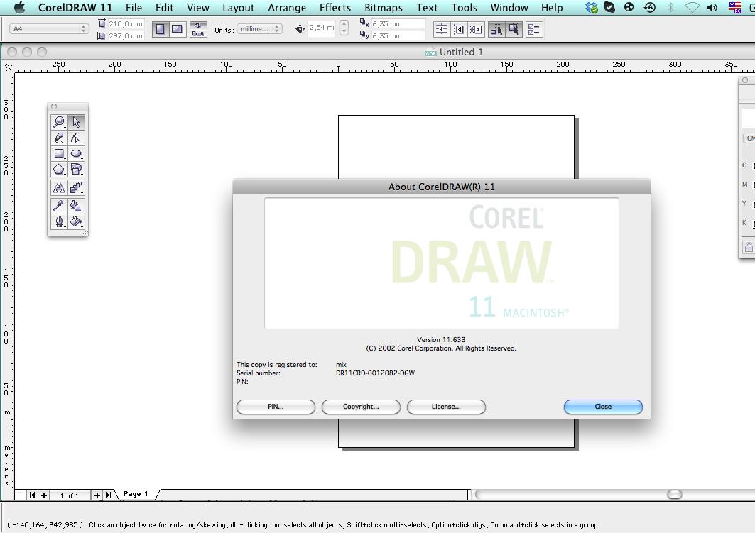Corel For Mac 11