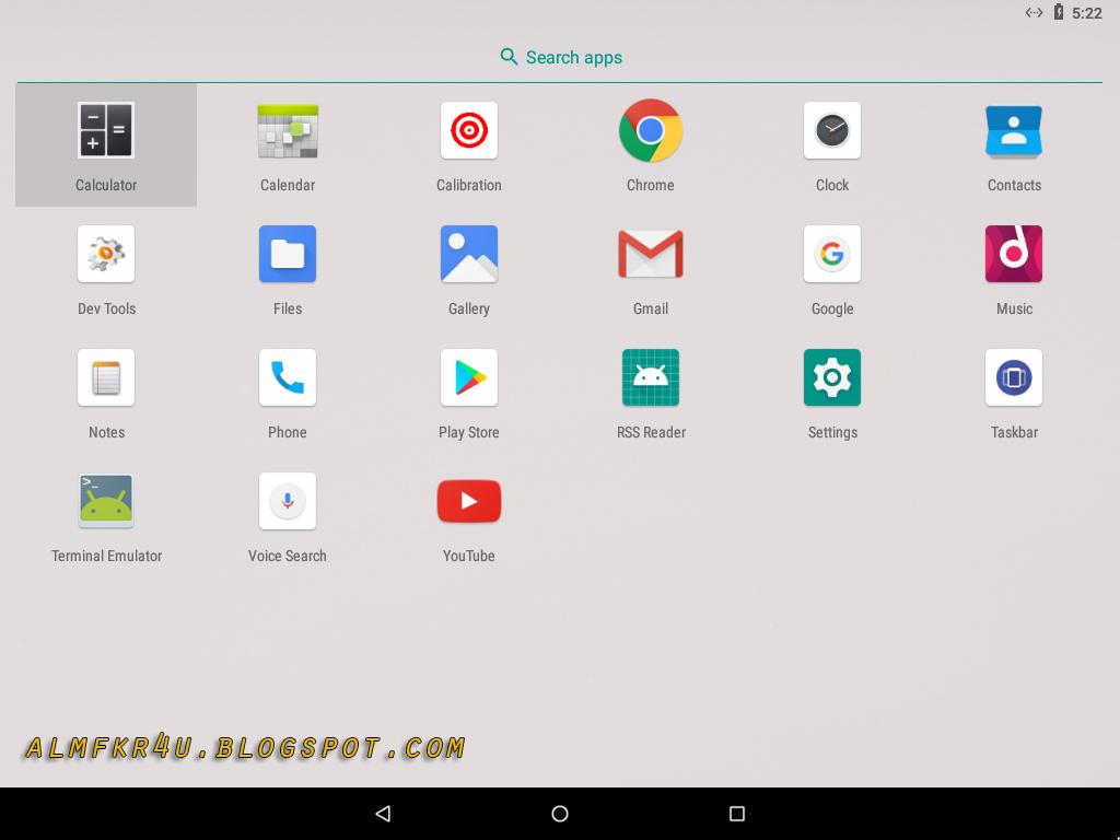 كيفية تحميل وتثبيت الاندرويد 8.1 على الكمبيوتر بجانب الويندوز - Install Android 8.0 Oreo on Windows/PC