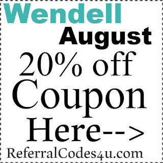 Wendell August Promo Codes, Coupons & Discount Codes 2018-2019 Jan, Feb, March, April, May, June, July, Aug, Sep, Oct, Nov, Dec