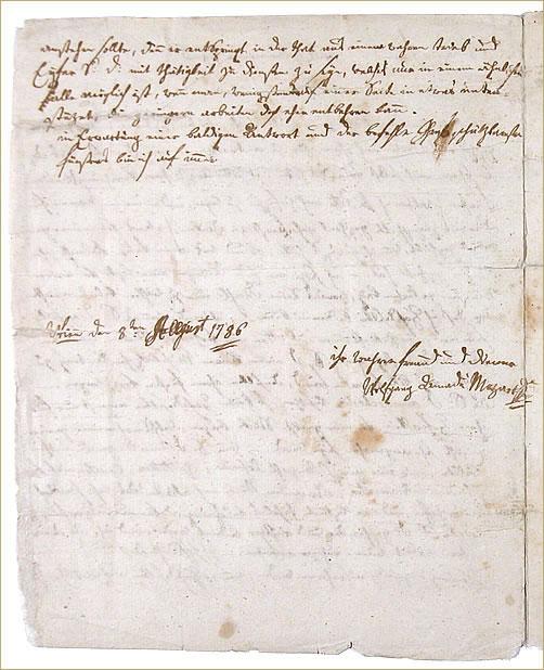 Mozart Lettere: Dr. Dick's Market Square Concerts Blog: The Philharmonia